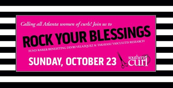 Rock your blessings fundraiser event
