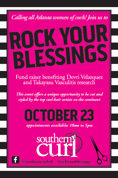 rock your blessings fundraiser